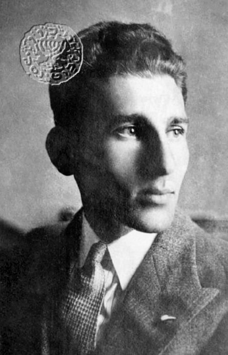 Abraham Stern w latach 30. Słynął z bezwzględności i z wielkiej dbałości o swój ubiór