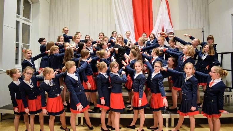 W sobotę podczas Poznańskiego Kolędowania usłyszymy Chór Dziewczęcy Poznańskiej Szkoły Chóralnej Jerzego Kurczewskiego