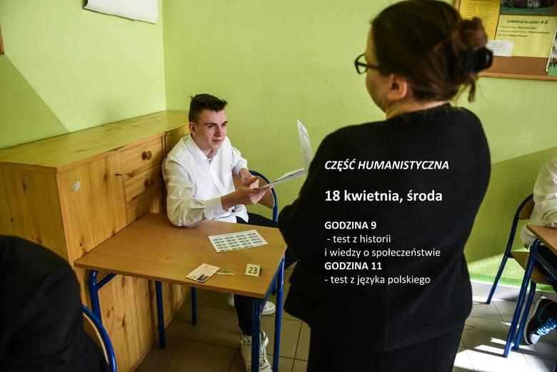 Egzamin gimnazjalny 2018. W kwietniu będą trzy egzaminy. Gimnazjaliści napiszą sześć testów [HARMONOGRAM]