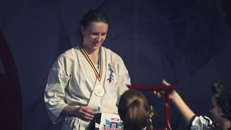 Agata Winiarska mistrzynią świata IFK