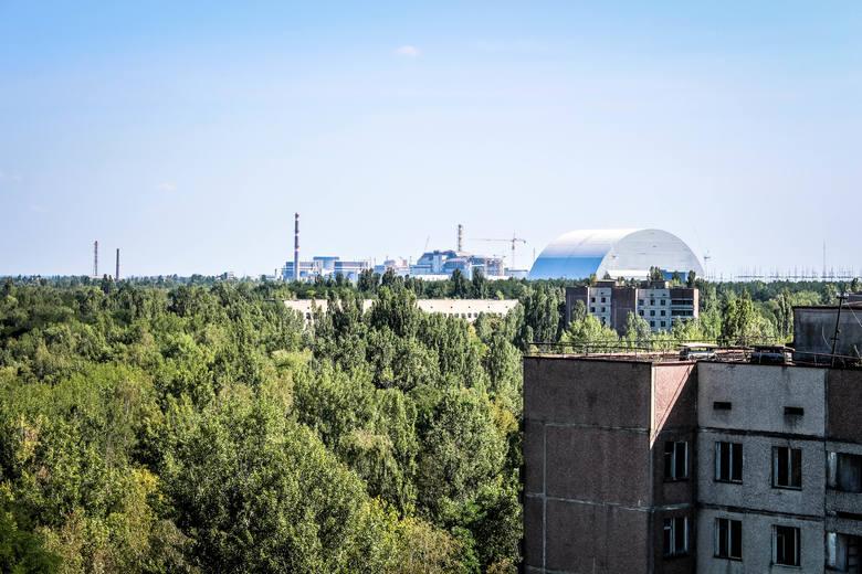 Prypeć 30 lat po katastrofie w Czarnobylu. Zdjęcia Patryka Szymańskiego, opolskiego podróżnika.