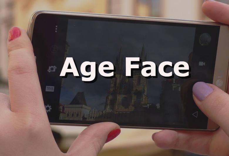 Aplikacja jest opisywana jako narzędzie, które pozwala sprawdzić, jak będzie wyglądać twarz na zdjęciu na starość. Zobacz pozostałe aplikacje zawierające