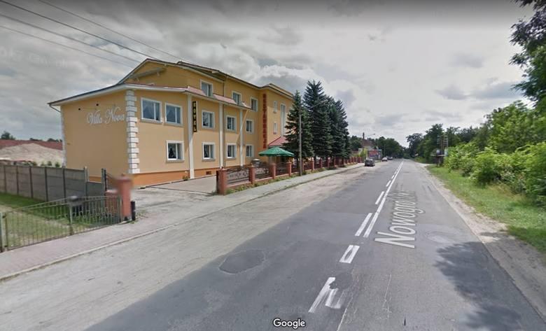 Żołnierze zakażeni koronawirusem żołnierze przebywają w izolatorium, które mieści się w Hotelu Villa Nowa w Żaganiu