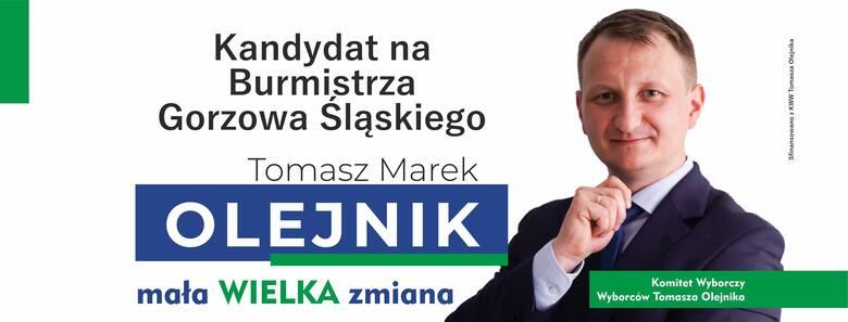 Tomasz Olejnik (KWW Tomasza Olejnika)