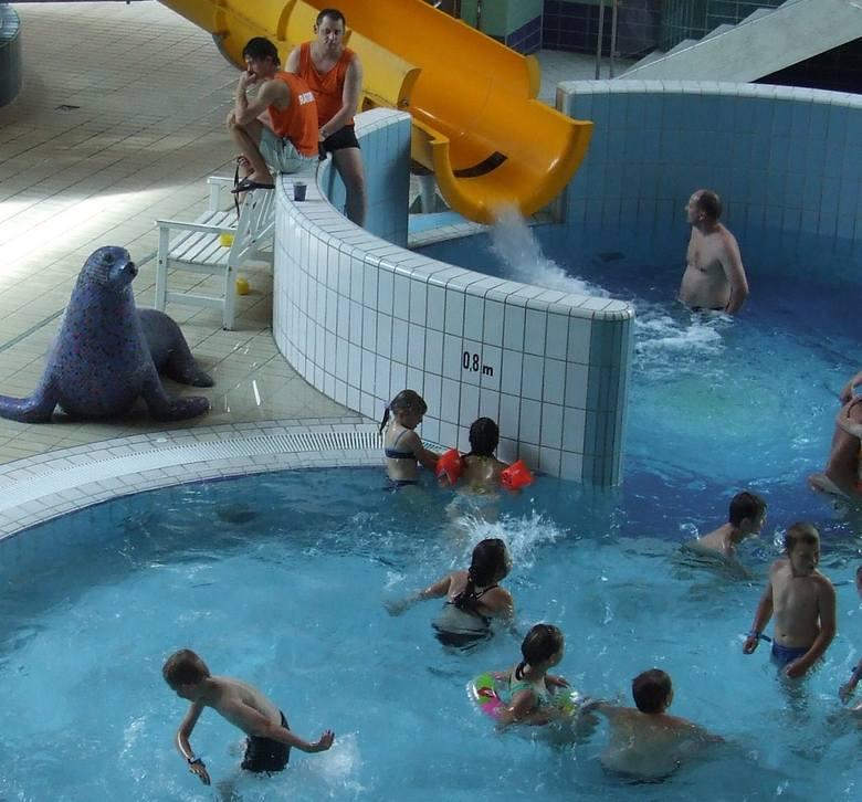 W Aquaparku nie zawsze jest przyjemnie. W środę nie można było skorzystać ze zjeżdżalni, czy gorących kąpieli