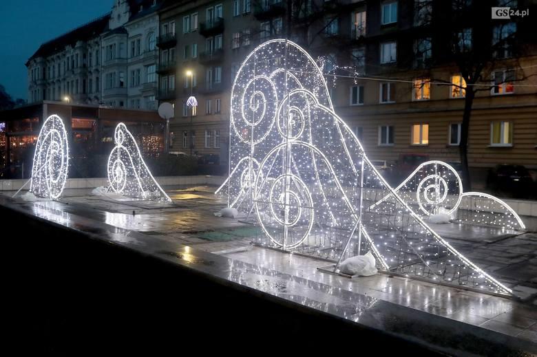 Świąteczny Szczecin. Zobacz, jak ozdobione jest nasze miasto. ZDJĘCIA