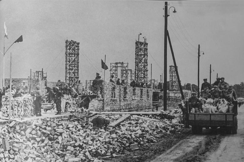 Budowa osiedla A1