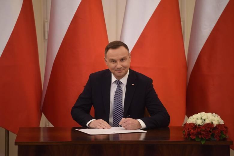 Wybory prezydenckie 2020. Nowy sondaż. Andrzej Duda z potężną przewagą nad resztą kandydatów