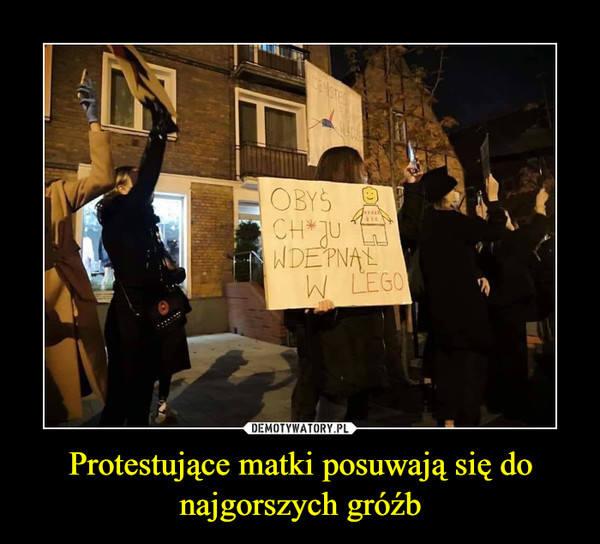 Sytuacja w Polsce jest bardzo napięta, a osoby protestujące na ulicach przeciwko zakazowi aborcji nie ukrywają wściekłości. Na manifestacjach nie brakuje