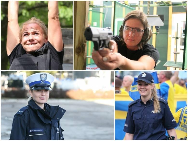 """Policjantki z Lublina. W lubelskim garnizonie służy 721 funkcjonariuszek. """"Nie mogą liczyć na przywileje"""" (ZDJĘCIA)"""