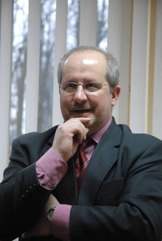 burmistrz Dobiegniewa Leszek Waloch