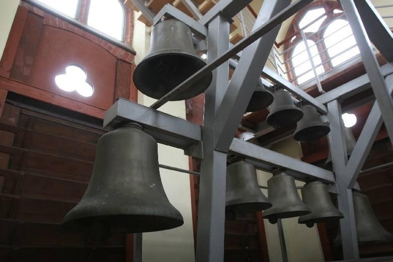 Badano czy dzwony bazyliki św. Antoniego nie przekraczają norm hałasu