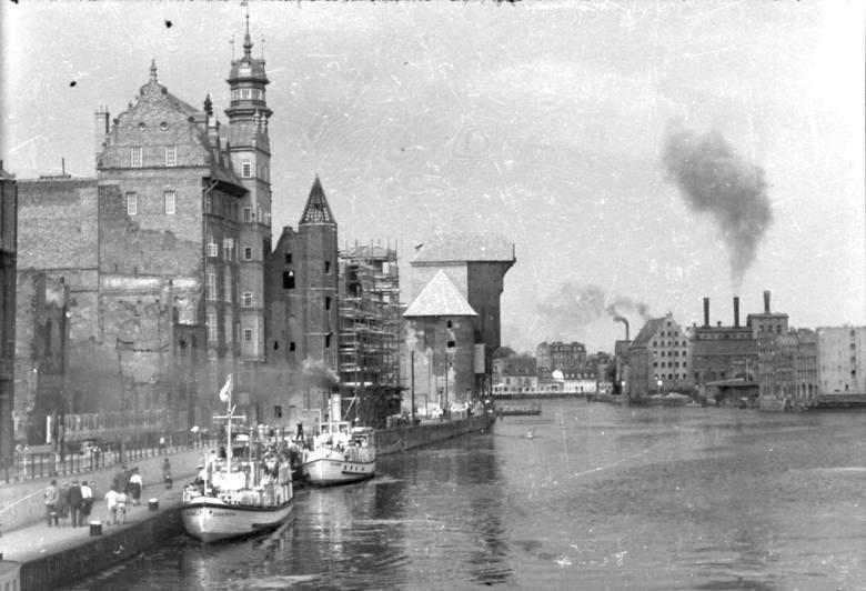 Zobaczcie niezwykłe, unikatowe stare zdjęcia Gdańska, Krakowa i Szczecina. Zrobił je ponad 50 lat temu gorzowianin Kurt Mazur