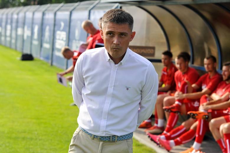 Mariusz Rumak i Ivan Djurdjević mają pod górkę na początku sezonu Fortuna 1. Ligi.
