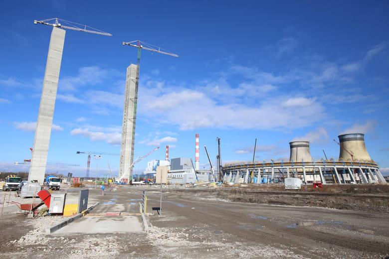 Zdjęcia z budowy. Luty 2016