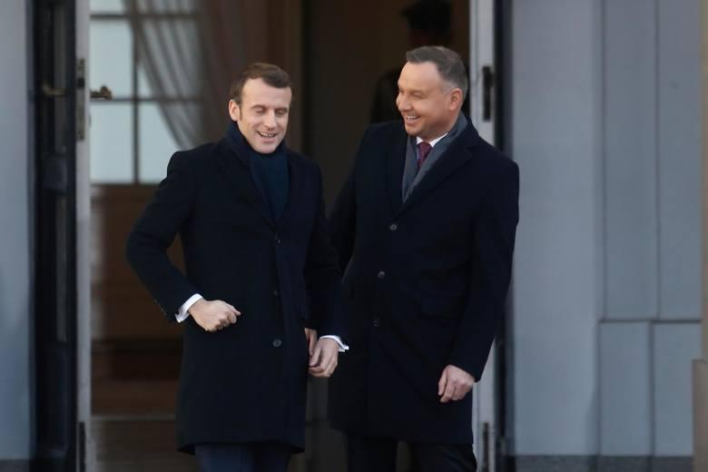 - Wizyta prezydenta Marona to dobry moment, żeby uruchomić pogłębiony dialog polsko-francuski po latach pewnego marazmu - powiedział Krzysztof Szczerski,