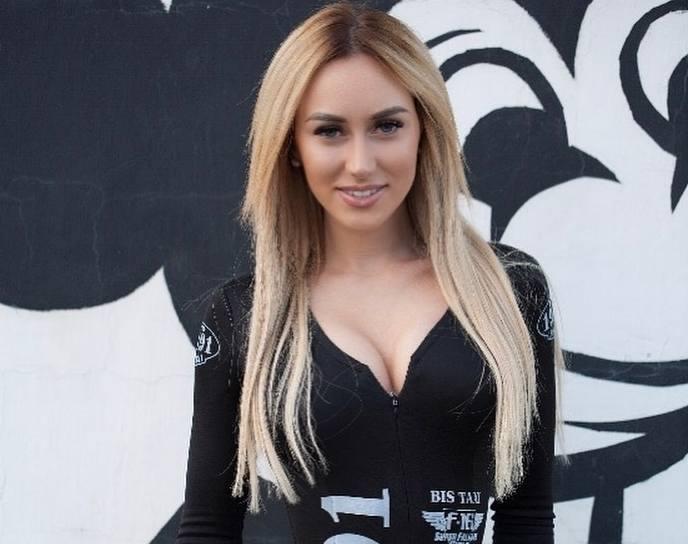 Adrianna Strzałka walczy o tytuł Miss Startu PGE Ekstraligi. Reprezentantka Stelmetu Falubazu Zielona Góra bardzo liczy na głosy kibiców, bo to one zadecydują
