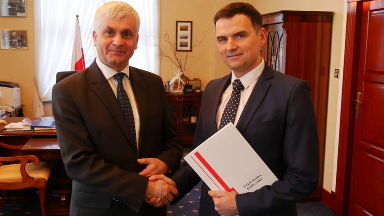 Wojewoda Bohdan Paszkowski powołał dwóch wicewojewodów.