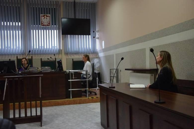 Sąd w Częstochowie: Pięć lat więzienia dla sprawcy tragicznego wypadku na DK 1, w którym zginęło młode małżeństwo [ZDJĘCIA]