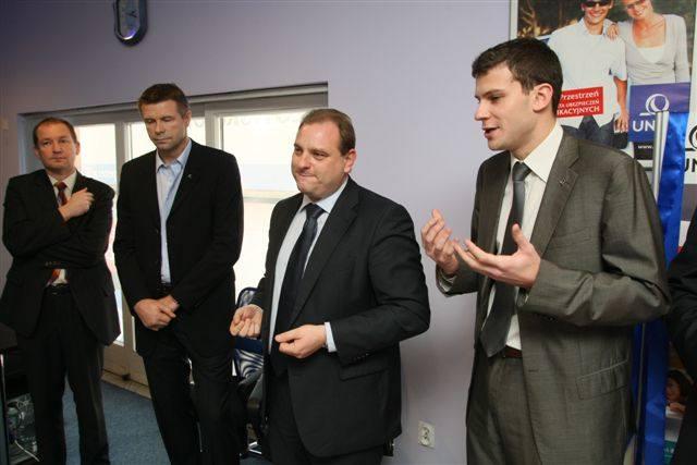 otwarcie Agencji Generalnej Uniqa w Kielcach