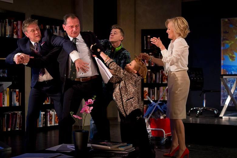 Kochanie, wróciłem! Teatr Komedia ze znakomitym spektaklem w Białymstoku. Już 6 kwietnia! Sprawdź, jak zdobyć bilety