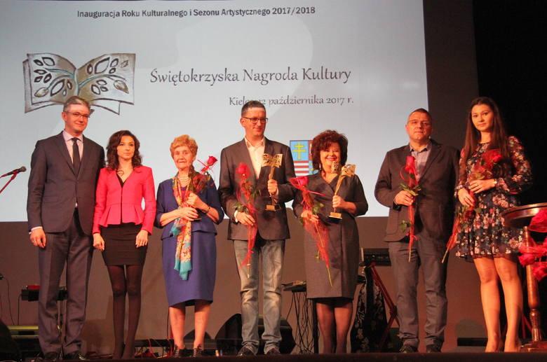 Świętokrzyskie Nagrody Kultury rozdane. Poznaj laureatów (ZDJĘCIA)