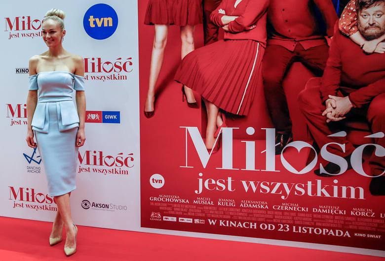 """Gdańska premiera filmu """"Miłość jest wszystkim""""  w Europejskim Centrum Solidarności, 23.11.2018"""