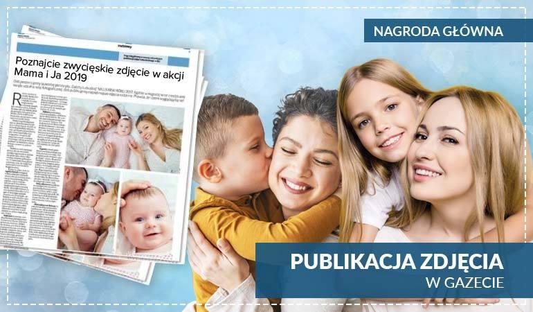 MAMA I JA Z okazji Dnia Matki i Dnia Dziecka stworzyliśmy wielką galerię zdjęć! Głosowanie w plebiscycie zakończone! Znamy zwyciężczynie!