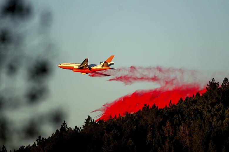 Kalifornia: strach przed pożarami, jeszcze większy przed kolejnymi wyłączeniami prądu.