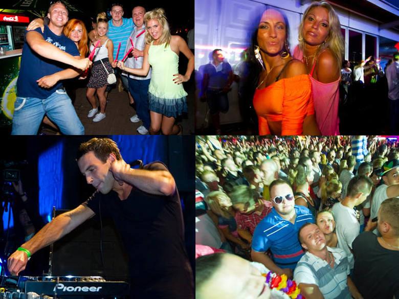 Sunrise Festival 2012. Armin van Buuren, Fedde le Grand i David Guetta na koniec [zdjęcia, filmy]