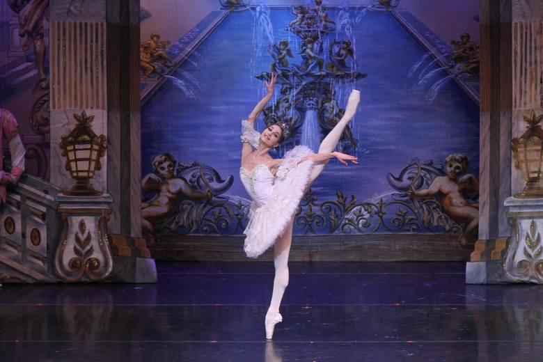 """Bajkowy spektakl baletowy """"Śpiąca królewna"""" w Zielonej Górze. To trzeba zobaczyć!"""