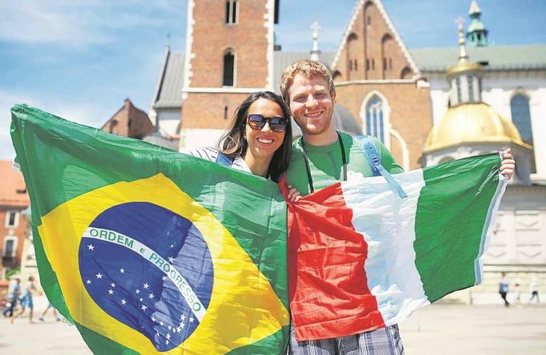 Tatiane Torres z Brazylii i Michael Scansetti z Włoch zakochali się w sobie trzy lata temu podczas ŚDM w Rio de Janeiro
