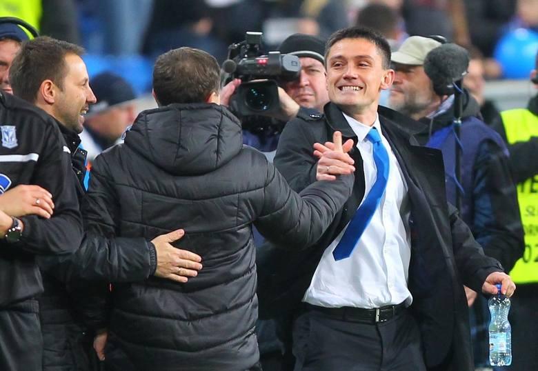 Mariusz Rumak był najdłużej pracującym trenerem pierwszego zespołu Kolejorza w ciągu ostatnich 10 lat, a w Lechu pracował od 2000 do 2014 roku. Mimo