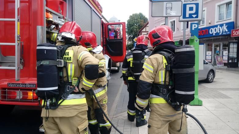Sytuacja miała miejsce w środę, 29 lipca. Strażacy z Zielonej Góry dostali wezwanie do pożaru w kamienicy przy ul. Pieniężnego w Zielonej Górze. Ludzie