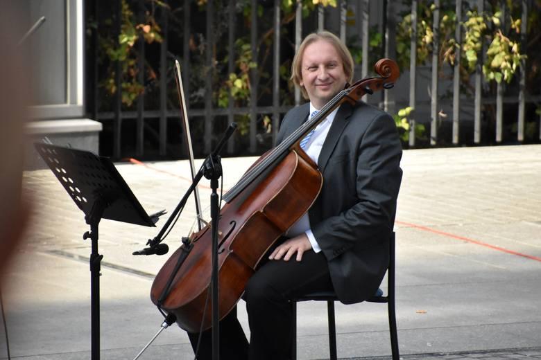 W niedzielę, 16 września 2018 r.  kilkuset słuchaczy oklaskiwało muzyków Lubuskiego Kwartetu Filharmonii Zielonogórskiej.