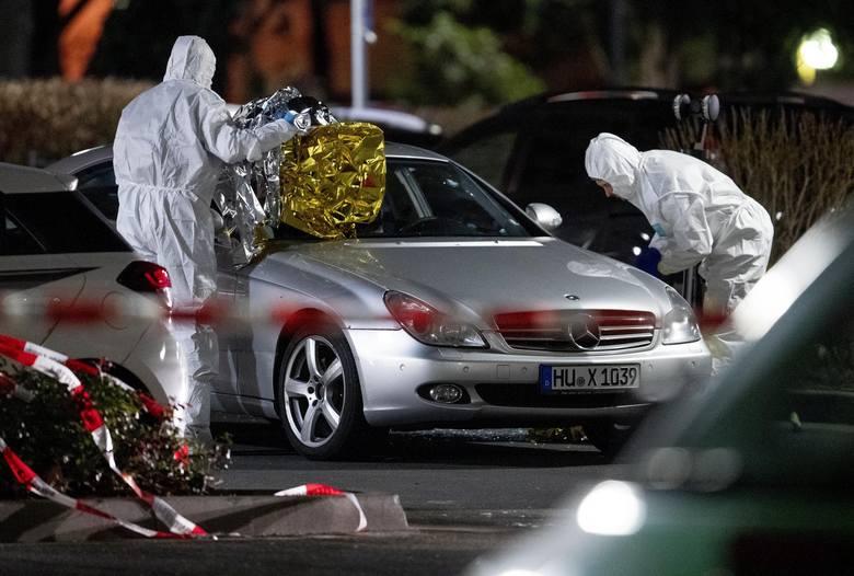 Niemcy: Zamach w Hanau, strzelanina w barach z shishą [WIDEO] Ofiary to głównie Turcy. Sprawa jest traktowana jako atak terrorystyczny