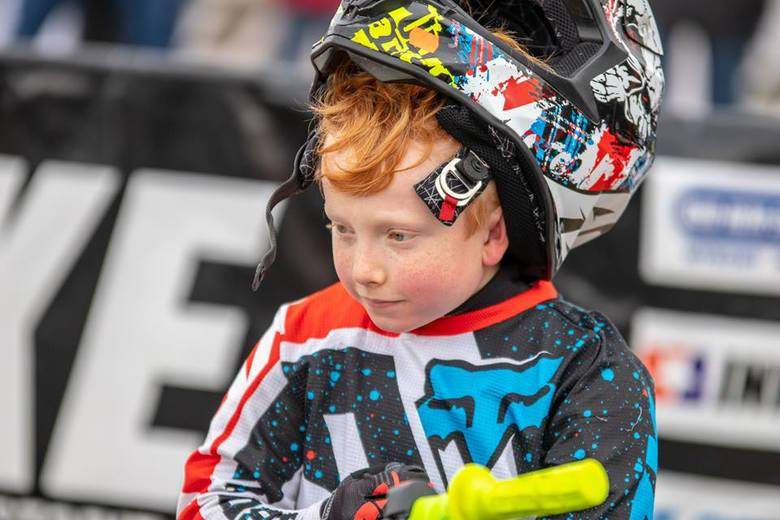 Maksymilian Pawełczak zajął 2. miejsce w 4-rundowym cyklu BUD-REM-STAL Pit Bike Cup, który odbył się na torze w Głażewie. Miniżużlowiec Bydgoskiego Towarzystwa