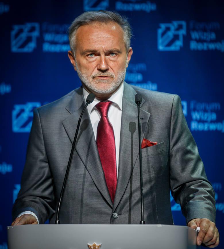 Forum gospodarcze w Gdyni. Pierwszego dnia przemawiał premier Mateusz Morawiecki