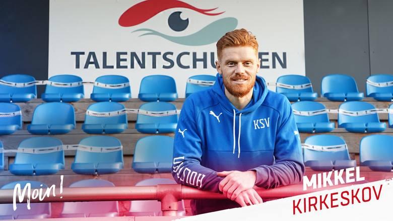 Mikkel Kirkeskov przeniósł się do Niemiec