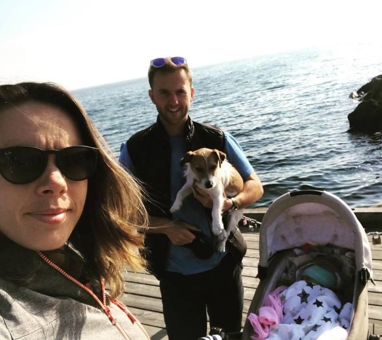 O blaskach i cieniach macierzyństwa mówią młode mamy: Beata Rosolska i Magdalena Fularczyk-Kozłowska