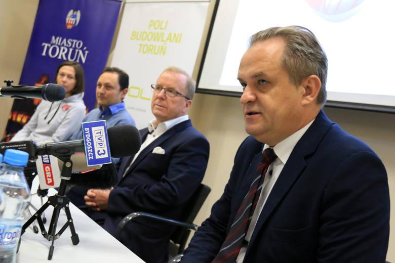 Prezes Marian Holz (z lewej) i Jarosław Hausman sporo sobie po tej współpracy obiecują