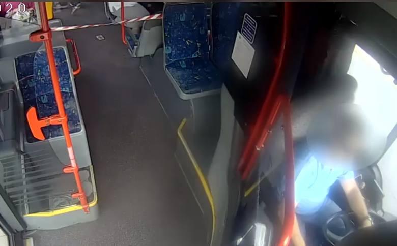 Skruszony złodziej oddał skradziony plecak po tym, jak opublikowano film ze zdarzenia