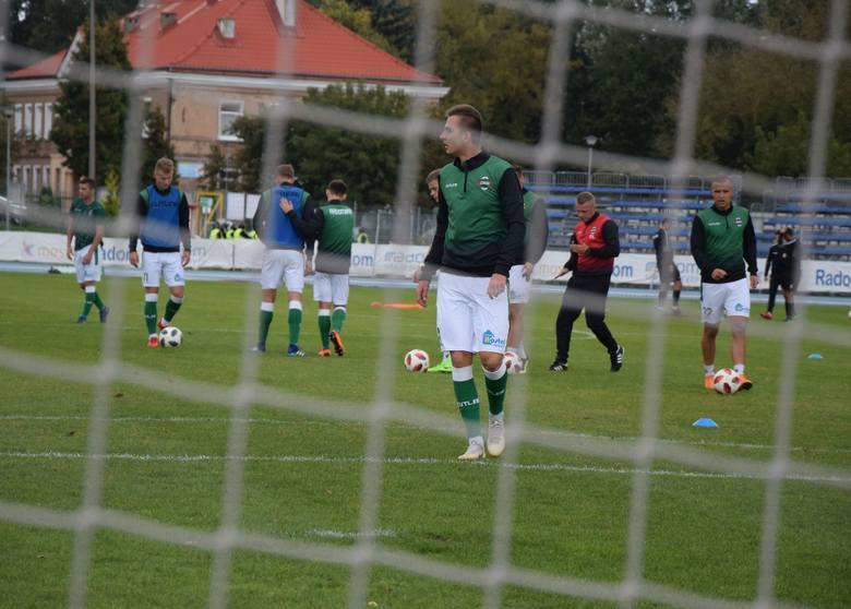 W meczu 11. kolejki drugiej ligi Radomiak Radom zdeklasował u siebie Resovią Rzeszów wygrywając aż 5:0. Obejrzyjcie naszą obszerną galerię zdjęć z tego