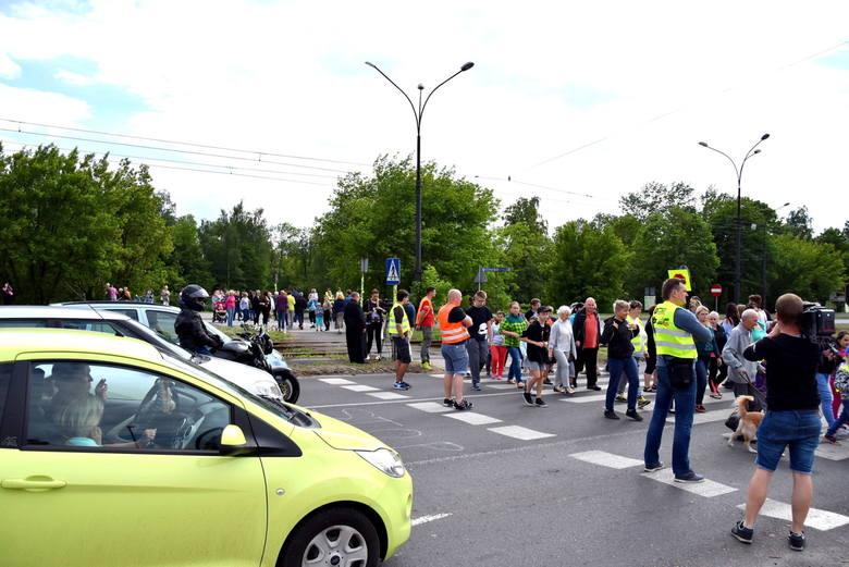 W połowie maja 2018 roku mieszkańcy Będzina zablokowali al. Kołłątaja w miejscu, gdzie wcześniej miał miejsce tragiczny wypadek