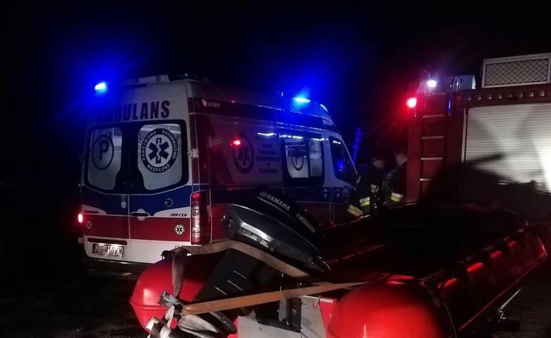 Kierowca quada o tym, że wjechał do Jamna i nie może się z niego wydostać, policję zaalarmował sam. Nie dodał już, że... jest pijany i zgubił swój pojazd.Do