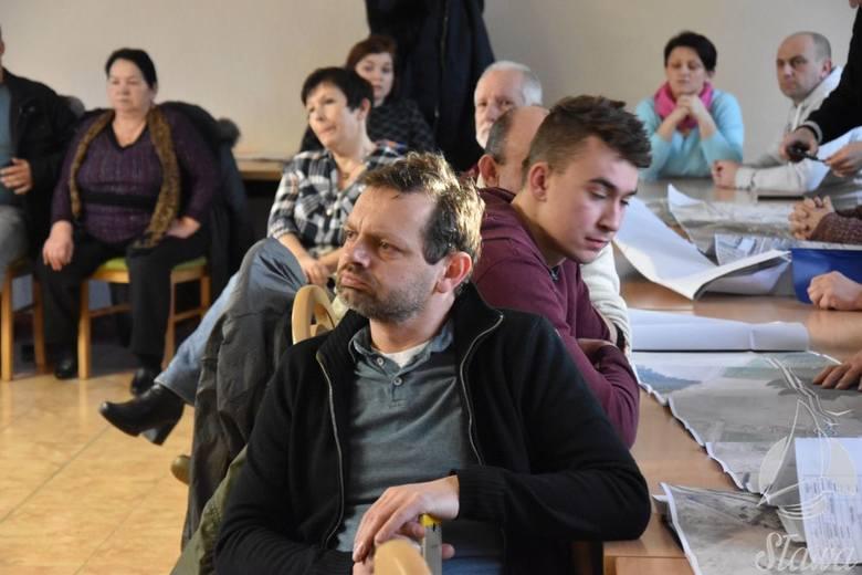 Spotkanie w sprawie konsultacji dotyczących trzech wariantów budowy drugiego etapu obwodnicy Sławy