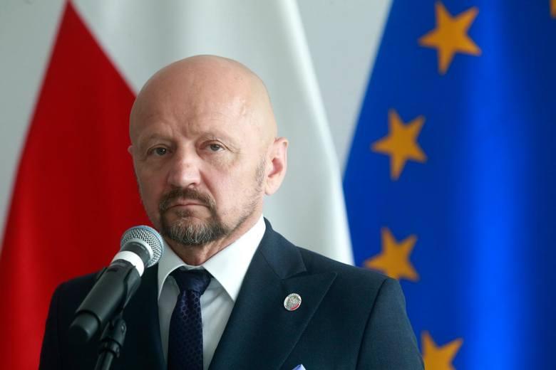 Senator Jacek Bury jest zakażony koronawirusem.