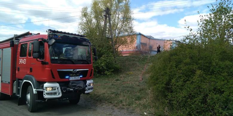Do pożaru trawy doszło w niedzielę, 26 kwietnia, w Zielonej Górze. Paliły się trawy przy ul. Foluszowej. Strażacy musieli szybko ugasić płonącą trawę,