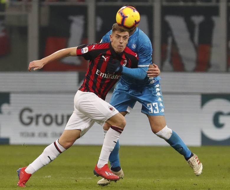 Krzysztof Piątek - AC Milan