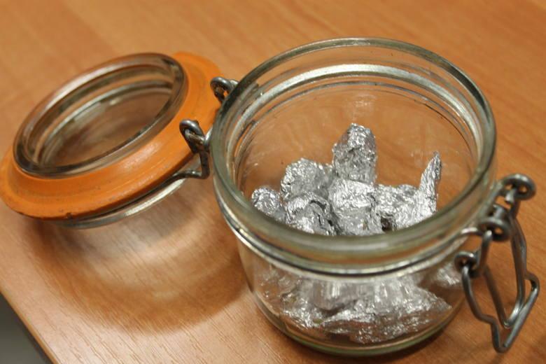 Narkotyki zostały zabezpieczone przez policję.
